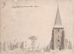 Mayfield Church and Place, Sussex